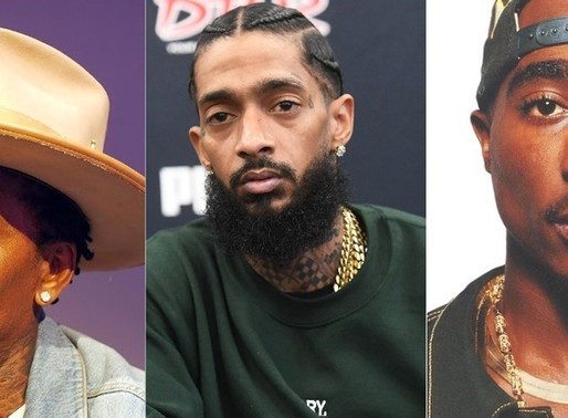 DL Hughley Compares 2Pac and Nipsey to Ali and Kaepernick
