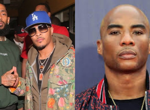 T.I. Carries Nipsey Hussle Torch after death Nipsey invited him to go to U.S. Capitol