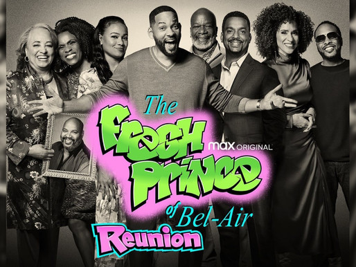 'Fresh Prince Of Bel-Air' Reunion: is now streaming!