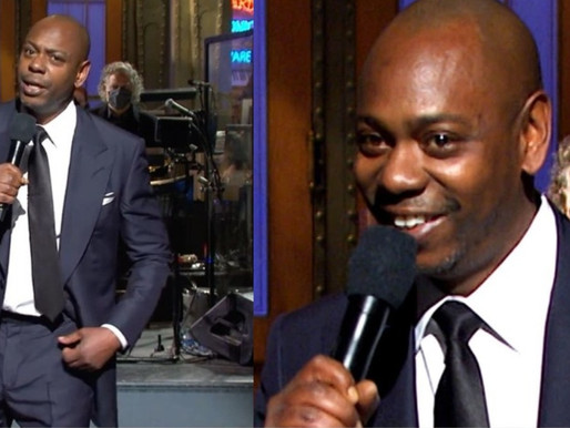 """Dave Chappelle weighed in on 2020 election, Donald Trump in  new """"Saturday Night Live""""  Special"""