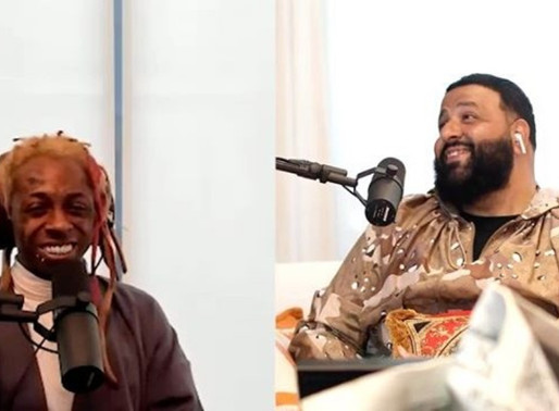 "Listen to Episode 1 of DJ Khaled's ""The First One"" Podcast f/ Lil Wayne"