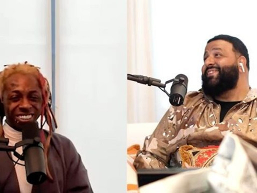 """Listen to Episode 1 of DJ Khaled's """"The First One"""" Podcast f/ Lil Wayne"""