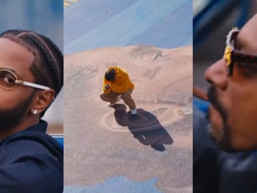 """Big Sean drops music video For """"Deep Reverence"""" features Nipsey Hussle"""