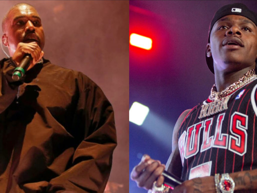 Kanye West teases snippet of New Song With DaBaby
