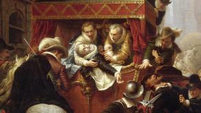Henri IV n'aurait pas dû trainer du coté du Forum des Halles…