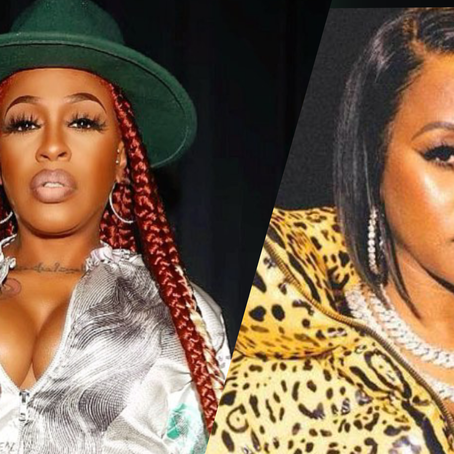 Lil' Mo Exchange Words With Remy Ma For Defending Fat Joe's 'Dusty B*tches' Comments During Verzuz's