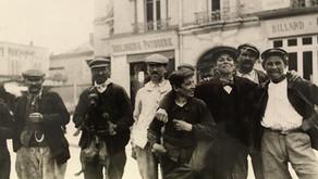 Les Apaches, gangs de Paris