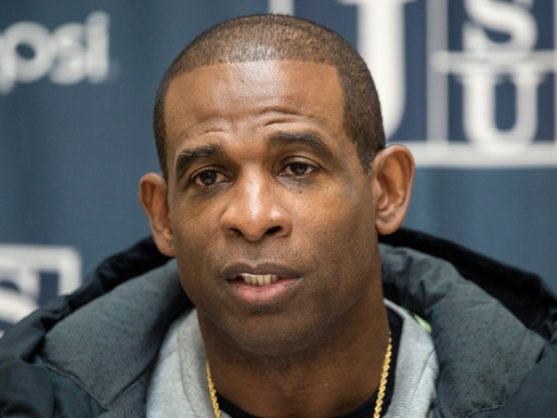 """Deion Sanders sounds off on HBCU: not a single player was drafted """"Our Kids Are Being Neglected"""""""