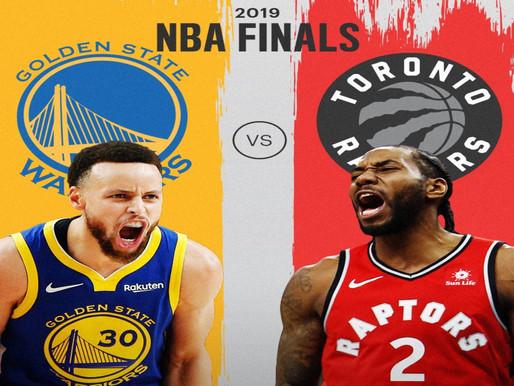 The 2019 NBA Finals are SET! Warriors vs. Raptors