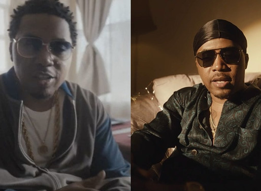 "Nas drops ""Ultra Black"" music video"