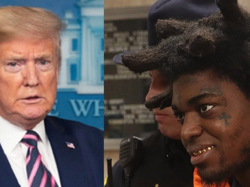 "Kodak Black Co-Signs Trump's Platinum Plan Behind Bars ""That platinum plan is right"""