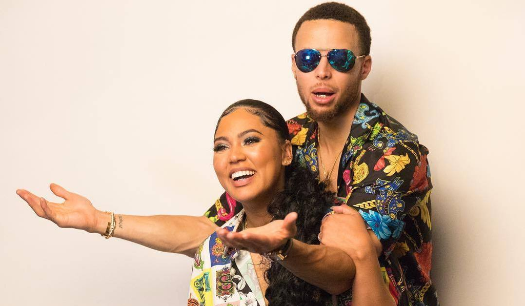 b8eb3a522f8e Steph Curry slams everybody who had something to say about his Wife  Ayesha  Curry
