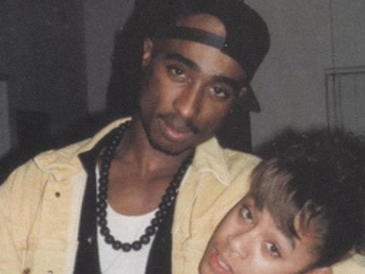 Jada Pinkett Smith shares a special never before seen poem by Tupac Shakur for Pac's 50th Birthday