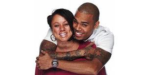 Chris Brown Mom 'Joyce Hawkins' comes to her sons defense