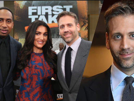 Max Kellerman is reportedly expected to be removed from  'ESPN First Take'