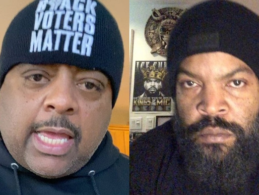 "Roland Martin Tells Ice Cube ""He Got Played"" for trusting Donald Trump's Platinum Plan"