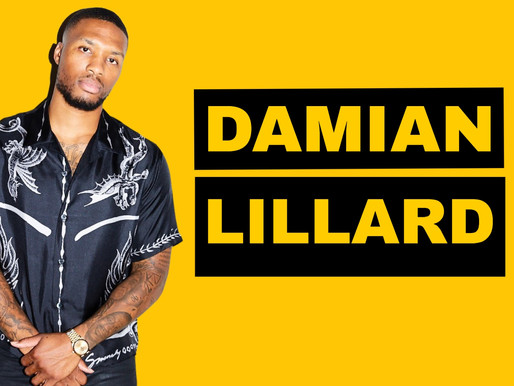 Damian Lillard Names His Top 5 Favorite Rappers Of All Time