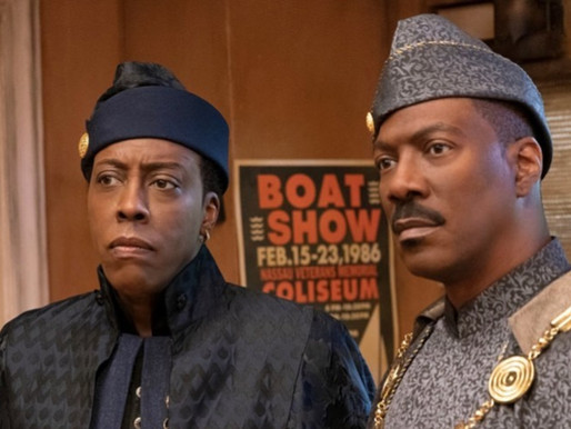 Eddie Murphy and Arsenio Hall first look in Coming 2 America