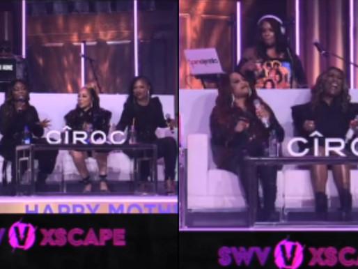"""Watch SWV and Xscape """"VERZUZ"""""""