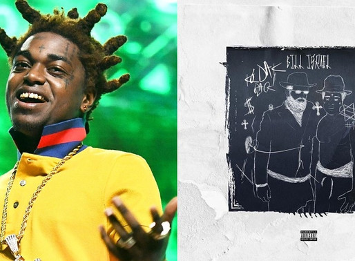 """Kodak Black Releasing New Album, Reveals Cover Art """"Bill Israel"""" Drops Nov. 11th"""