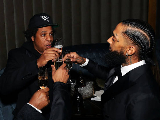 """Nipsey Hussle & Jay-Z New Song Releases """"What It Feels Like"""""""