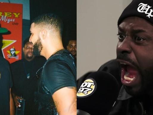 Funk Flex Tells Gillie Da King & Wallo on IG live that Drake is Better than Jay-Z