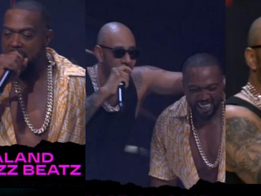 Timbaland and Swizz Beatz kicked off their second 'Verzuz' Rematch Tonight