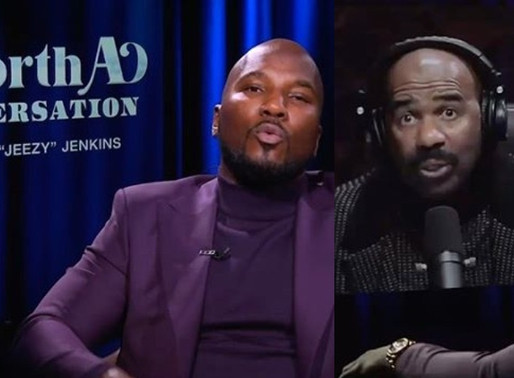 "Watch the Debut of Jeezy's new show ""Worth A Conversation"" with Steve Harvey"