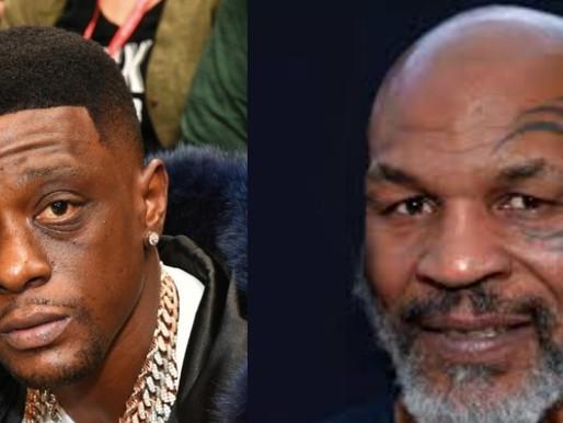 "Boosie Badazz says his interview with Mike Tyson was ""Weird"""