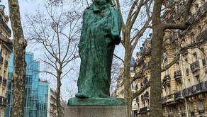 Balzac, un beau gosse en statue. Ou pas...