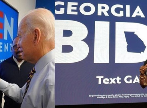 "Mayor of Atlanta ""Keisha Bottoms"" brings Jeezy to the table talks Atlanta's change with Joe Biden"