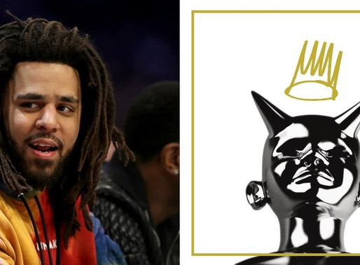 J. Cole's Born Sinner is now officially double platinum