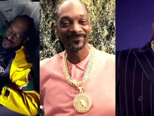 Snoop Dogg Celebrates Launch of Gin Brand With New Video 'C.E.O.'