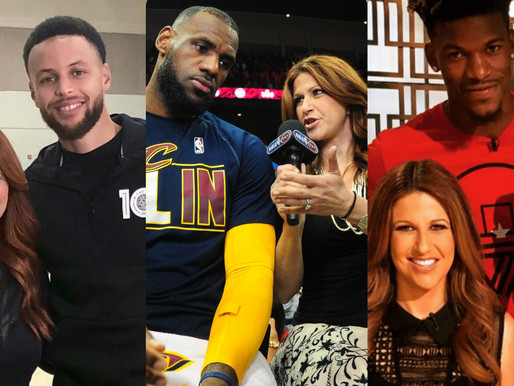 Rachel Nichols releases farewell statement after ESPN removed Reporter from all NBA programming