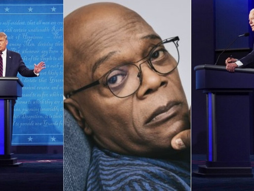 Internet Calls For Samuel L. Jackson to Moderate Next Debate After Chris Wallace's Poor Performance