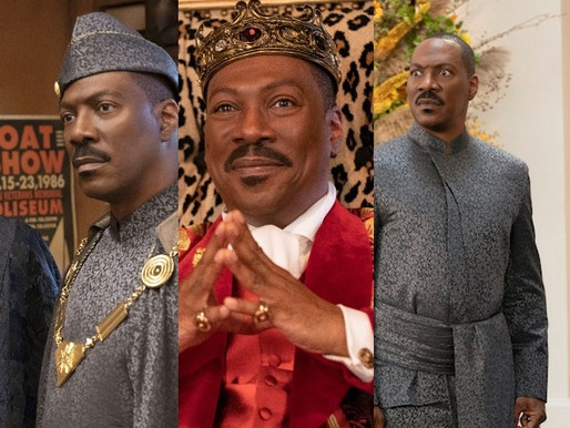 Eddie Murphy's 'Coming 2 America' to Release This Friday on Prime Video