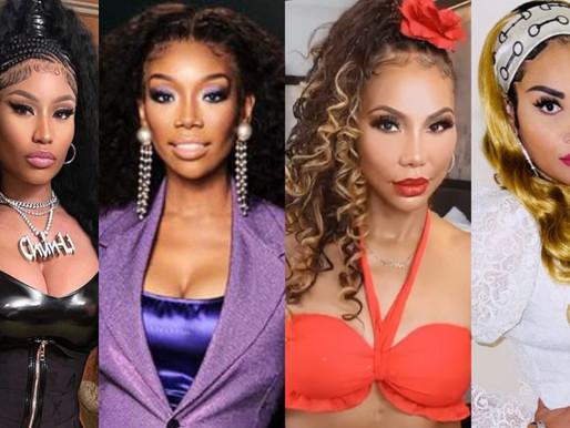 Nicki Minaj Teases New Music With Brandy, Tamar Braxton & Keke Wyatt: Listen
