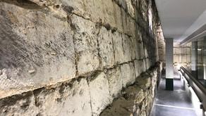 Le Parking Mazarine et ses vestiges médiévaux