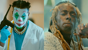 """DaBaby Drops Video For """"Lonely"""" featuring Lil Wayne"""