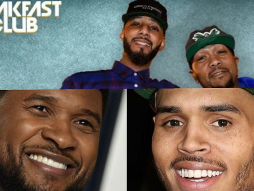 "Charlamagne debates with Swizz Beatz and Timbaland says Usher will beat Chris Brown in ""VERZUZ"""