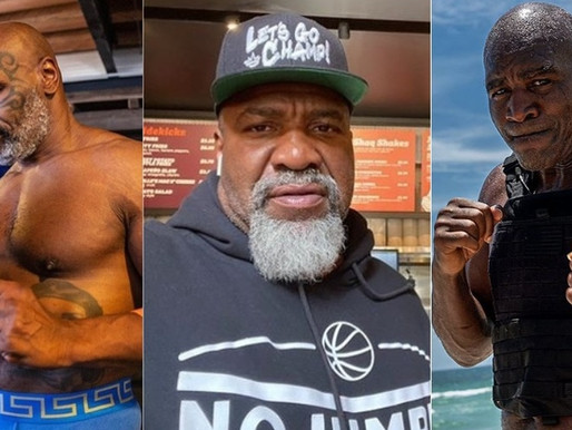 Shannon Briggs and Holyfield is Upset with Mike Tyson for Fighting Roy Jones Jr Instead Of Them