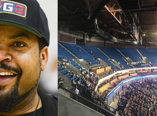 Ice Cube reacts to Trump's Tulsa rally At Least 19,000 empty seats