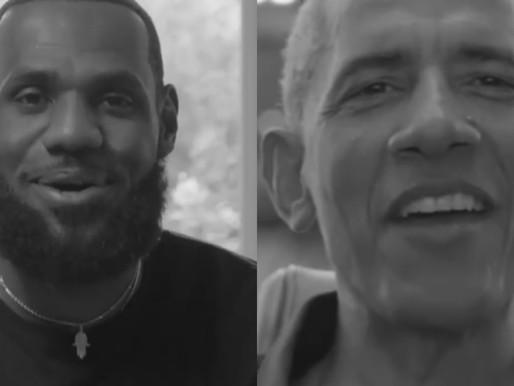 Barack Obama to Appear on LeBron James HBO Show  'The Shop'