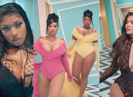 "Watch Cardi B And Megan Thee Stallion In New Collaboration Video ""WAP"""