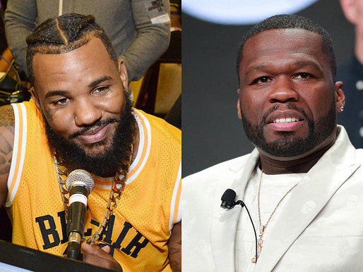 """50 Cent confirms he would do a """"VERZUZ"""" with his Former G-Unit Artist The Game"""