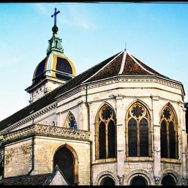La Cathédrale Saint-Jean de Besançon