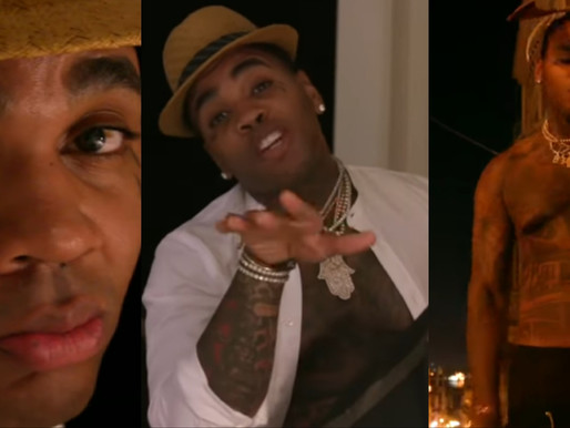 """Kevin Gates drops new video for """"Cartel Swag"""""""