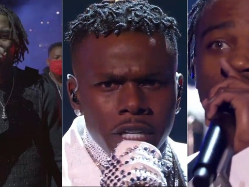 Watch: Lil Baby, DaBaby, Roddy Ricch, Anthony Hamilton performed at 2021 GRAMMYs