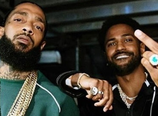 "Big Sean drops new song with the late Nipsey Hussle ""Deep Reverence"""