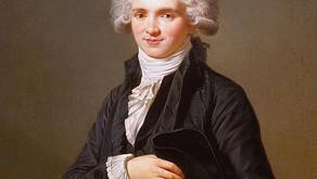 L'interview de Maximilien Robespierre